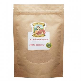 100% 紅藜熟粉